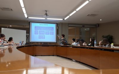 8 octubre 2019, Instituto IES Matadepera (Matadepera, Barcelona)