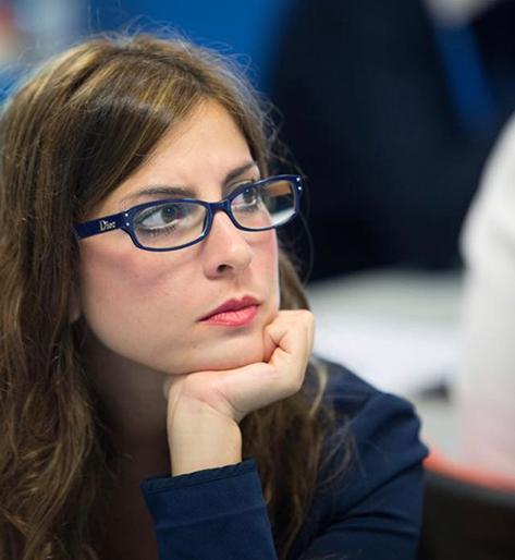 Ms. Linda Cottone (Iom – Libya)