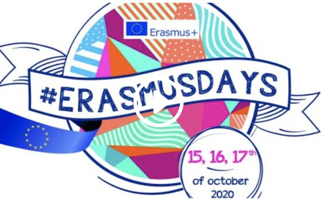 EUCONAS promociona los #ErasmusDays 2020